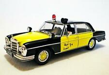"DeAgostini 1:43 Mercedes-Benz W108 police Kuwait ""Police cars of the world"""