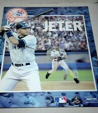 NY Yankee Derek Jeter motion poster 16 x 20 New - never displayed!