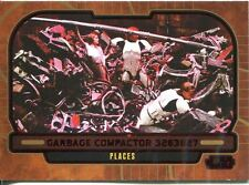 Star Wars Galactic Files 2 Red Parallel Base Card #656 Garbage Compactor 3263827