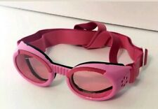 Doggles Protective Eyewear For Dogs Size S Shiny Pink