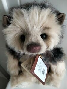 Charlie Bear ...Bristle a cute hedgehog retired  2016