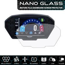 Triumph TIGER 800 / 1200 (2018+) NANO GLASS Dashboard Screen Protector