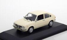 1:43 Minichamps Alfa Romeo Alfasud 1972 white