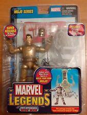 Marvel Legends Mojo Baf First Appearance Gold Iron Man RARE