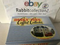 "DIE CAST "" COFFRET COLLECTOR SERVICE PUBLICS  "" DINKY TOYS (ATLAS) SCALA 1/43"
