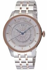 Gevril Men's 2003B Columbus Circle Automatic Two-Tone Steel Wristwatch