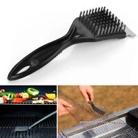 1 pcs Barbecue Brush Scraper BBQ Cleaning Kitchen Outdoor Supply Gadget Acc W4O4