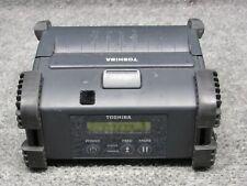 Toshiba B-EP4DL-GH32-QM-R Portable Bluetooth Mobile Label Printer *No Battery*