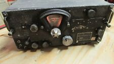 WWll Signal Corps U.S Army Radio Receiver BC-348-R Belmont Radio Corp SN 4862
