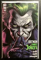 🦇🚨🤡 BATMAN THREE JOKERS #2 Jason Fabok Cover A Joker NM Gemini Shipping❗️
