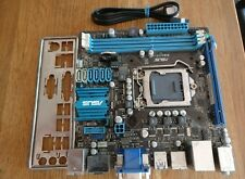 ASUS P8H77-I Intel H77 LGA1155 HDMI And VGA DVI Motherboard With I/O Shield