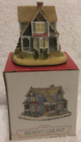 Vintage 1996 Liberty Falls Americana Collection - Bergman's Clock Shop AH104