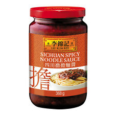 Lee Kum Kee Sichuan Spicy Noodle Sauce 368g