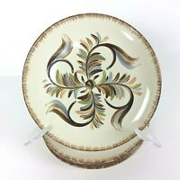 "SOUTHERN LIVING At Home ALFRESCO Salad Dessert Plate Gail Pittman 8"" Lot of 4"