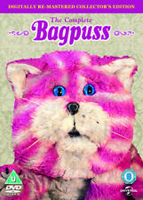 Bagpuss: The Complete Bagpuss DVD (2015) Oliver Postgate ***NEW***