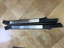 W215 2000-2002 Mercedes Benz CL500 CL55 CL600 Pair Of Door Step Trim Sills