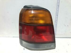 Subaru Forester Left Tail Light 08/1997-01/2000