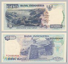 Indonesien / Indonesia 1000 Rupiah 1997 p129f unz.