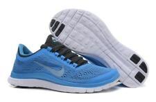 Nike Women's Free 3.0 V5 Shoes - Blue - UK 2.5 - New