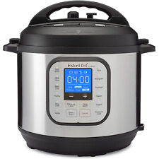 Instant Pot Duo Nova 6-Quart Multi-Use Pressure Cooker Saute Pan Steamer & More