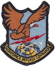 Aerospace Defense Command Adcom United States Air Force USAF Embroidered Patch
