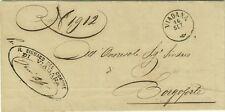 1741-LOMBARDIA, FRANCHIGIA, DA VIADANA A BORGOFORTE,  1872