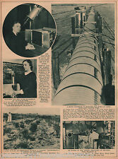 Science Important Events in 1933 - Indexed Below