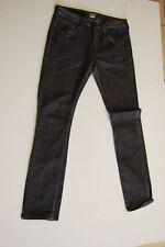 Lee 101 z jeans pantalon gris stonewashed w28 l33
