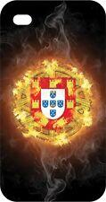 Coque, étui, housse Iphone 5, 5S Portugal (N°01)