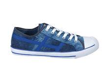 Chaussure de toile homme Kimberfeel Tomini bleu jeans neuve avec boite P 41