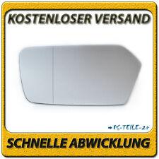 spiegelglas für MERCEDES SL-Klasse R107 71-89 links asphärisch fahrerseite
