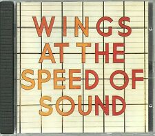 McCartney, Paul & Wings Wings At The Speed Of Sound DCC GOLD CD ohne Slipcase