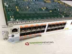 CISCO 76-ES+XC-40G3C - 7600 ES+XC Combo 20x1GE/ 2x10GE, DFC3C