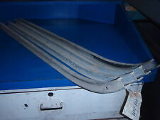 SKIDOO RAILS SLIDE RAILS BLIZZARD / OTHERS PART NUMBER 503 0593  4 PIECES AS IS