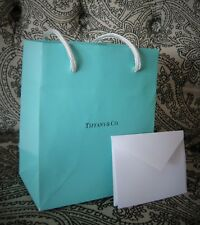 TIFFANY & CO: MEDIUM SHOPPING / GIFT BAG