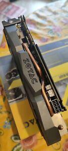 ZOTAC GeForce® GTX 1070 Ti Mini (8GB GDDR5, mini ITX)