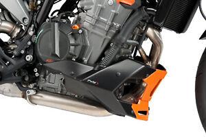 PUIG ENGINE SPOILER  KTM 790 DUKE 18-20 MATT BLACK
