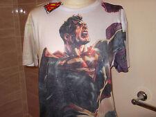 DC...SUPERMAN.... SHORT SLEEVE T SHIRT LARGE (L)
