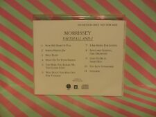 MORRISSEY Vauxhall And I CD 2-45151-A PROMO