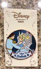 New Cinderella 70th Anniversary Disney Parks Chase Visa Rewards Card Pin 2020