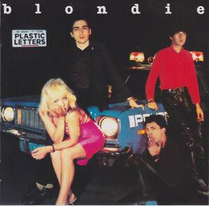 Blondie – Plastic Letters - NEW CD (sealed)  Remastered with 4 Bonus Tracks