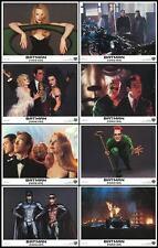 BATMAN FOREVER (1995) ORIGINAL SET OF EIGHT 11 X 14 LOBBY CARDS