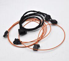Lichtwellenleiter Kabel Baum LWL Anschluss CD für Audi Media Interface AMI MMI