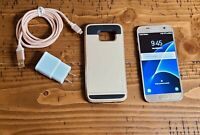Samsung Galaxy S7  (Verizon) Smartphone BUNDLE! (READ THE DESCRIPTION)