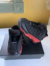 Jordan 3 Retro Bt Shoes Sz 7c Red/black Nice