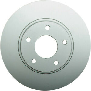 Disc Brake Rotor-Meyle Front WD Express 405 38072 500