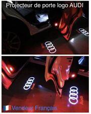 4 Ampoules, lampes, projecteur Logo pour porte de voiture AUDI A1 A3 A4 A5 TT