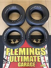 """4 Goodyear Poly-Glas 15"""" show car tires Brand New"""