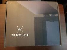 Wooden Zip Box Pro Matte Box - 95mm Back