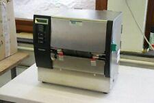 TOSHIBA B-SX6T-TS12-QM-R Etikettendrucker Thermotransfer 305dpi Parallel USB LAN